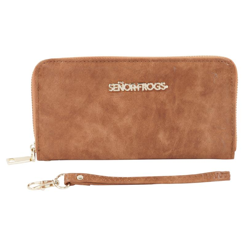 CARTERA D ZIPPER - SF PLACA BO