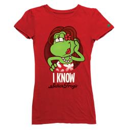 PLAYERA D BASICA - SF I KNOW