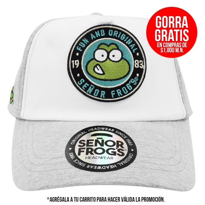GORRA INF CURVA - SF ORIGINAL