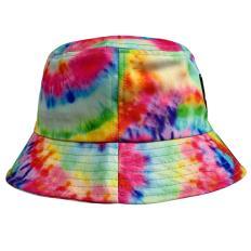 BUCKET HAT UNI - SF BEACH PALMS CAP